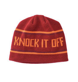 Knock It Off Knit Beanie