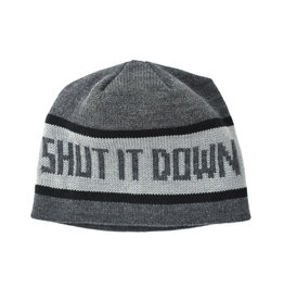 Shut It Down Knit Beanie