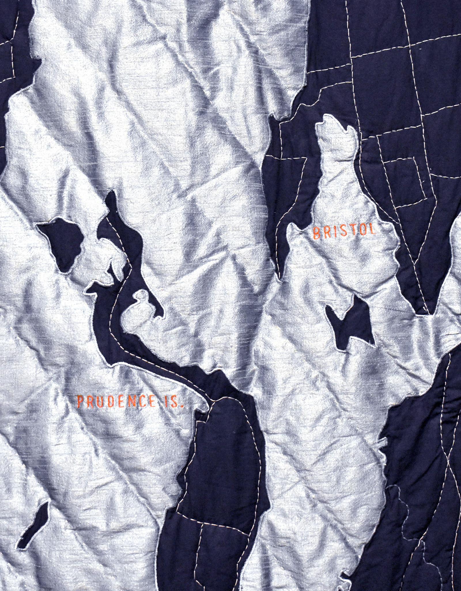 Coastal Quilt : Narragansett Bay Navy