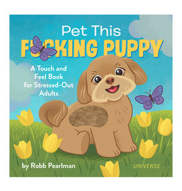 Pet This Fucking Puppy Book