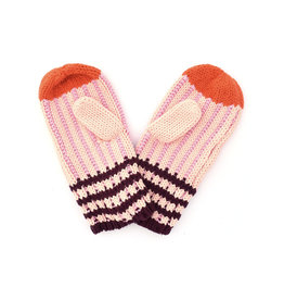 Ribbed Stripe Mitten (3 Styles!)