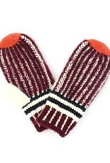 Vertical Striped Mitten (2 Styles!)