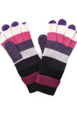 Wool Striped Gloves (2 Styles!)