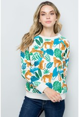 Jungle Cheetah Sweatshirt