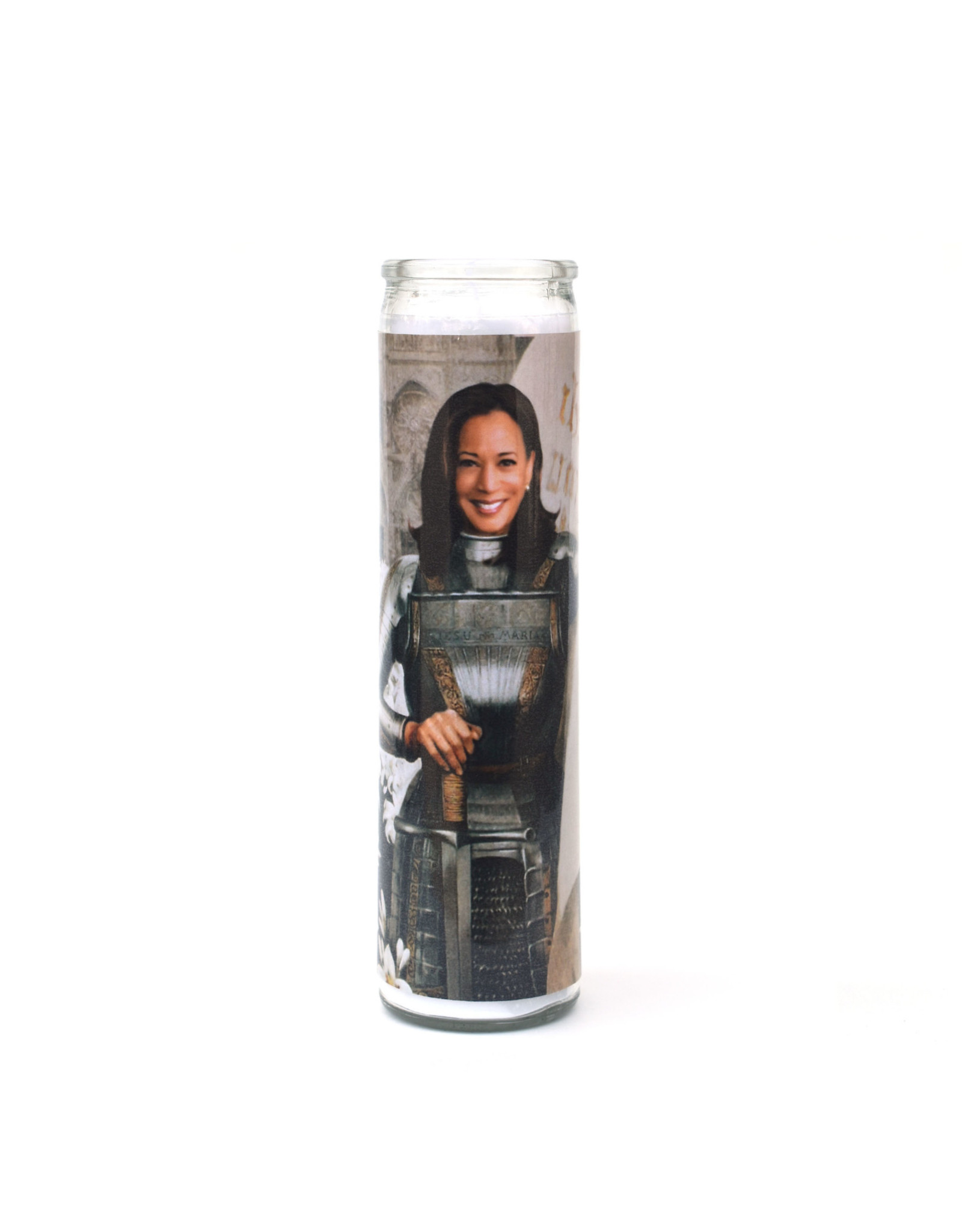 St. Kamala Harris Prayer Candle