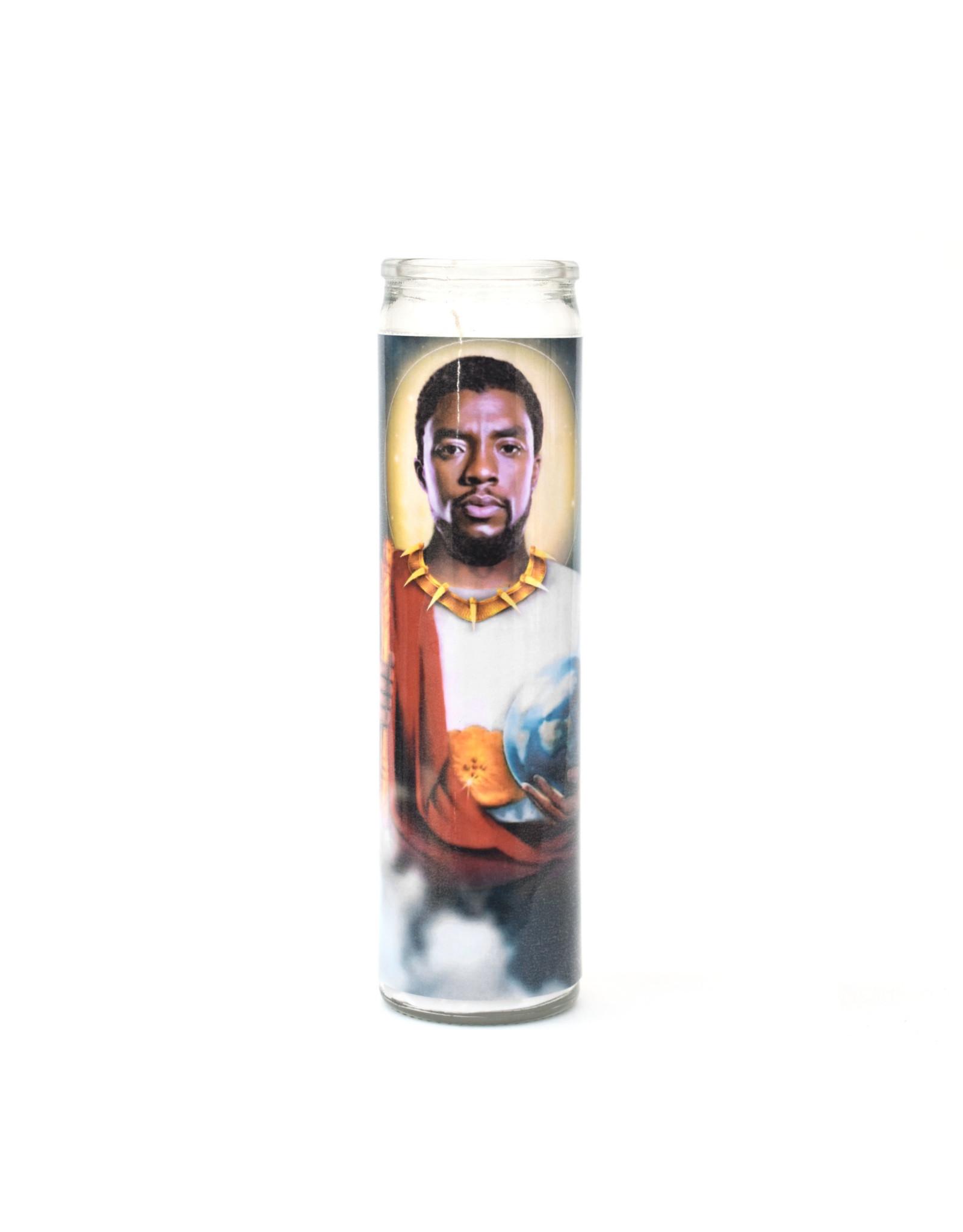St. Chadwick Boseman Prayer Candle