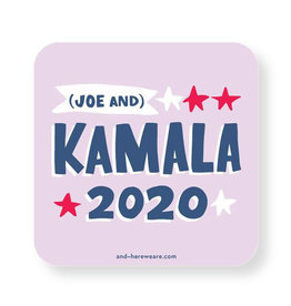 Joe and Kamala 2020 Sticker
