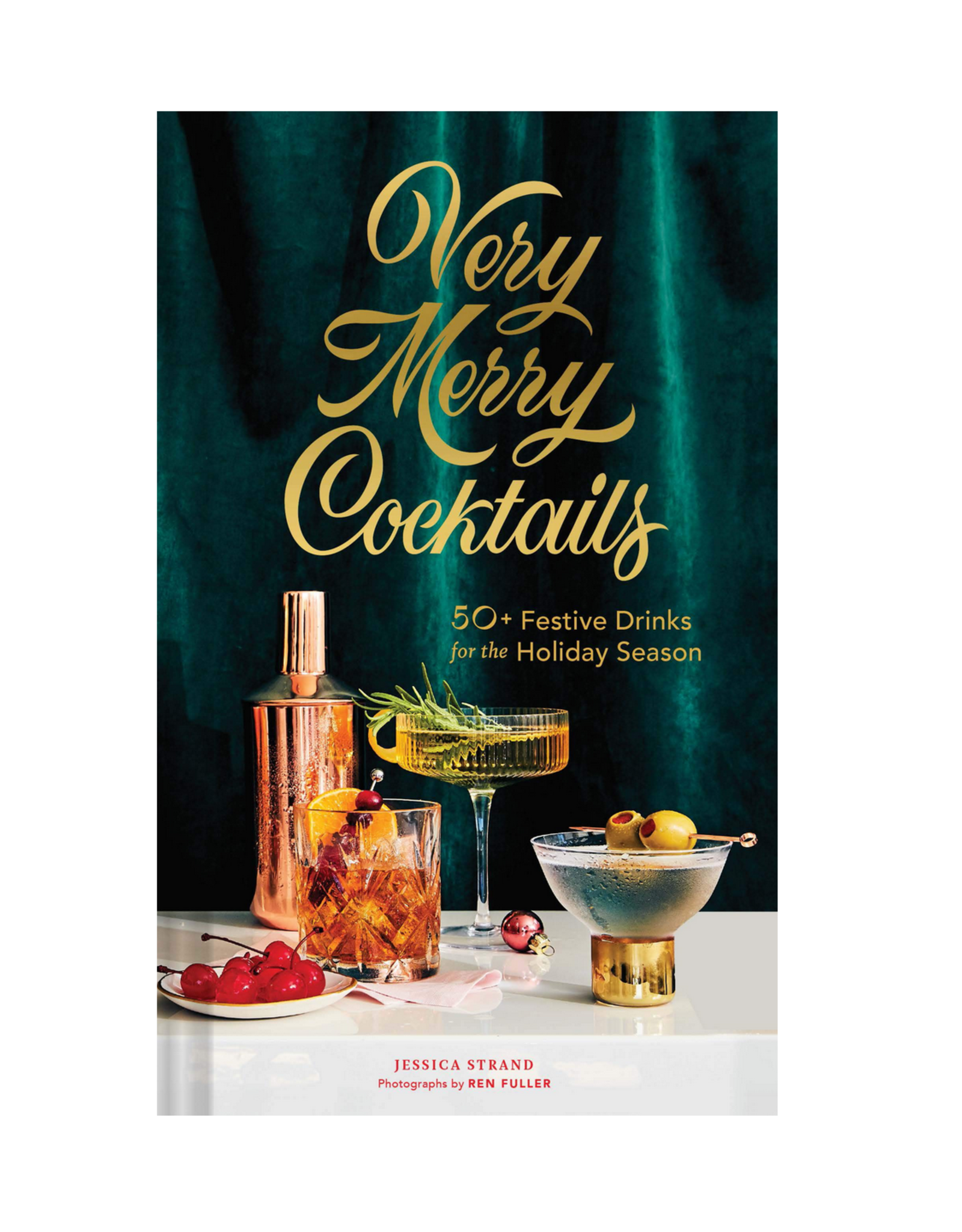 Very Merry Cocktails - Seconds Sale!