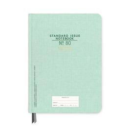 Standard Issue Notebook No.80 - Light Green