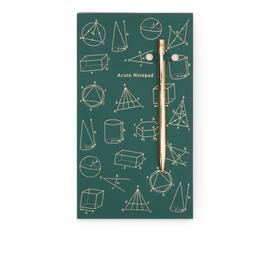 Acute Chunky Notepad & Pen