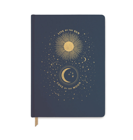 Live By The Sun Notebook