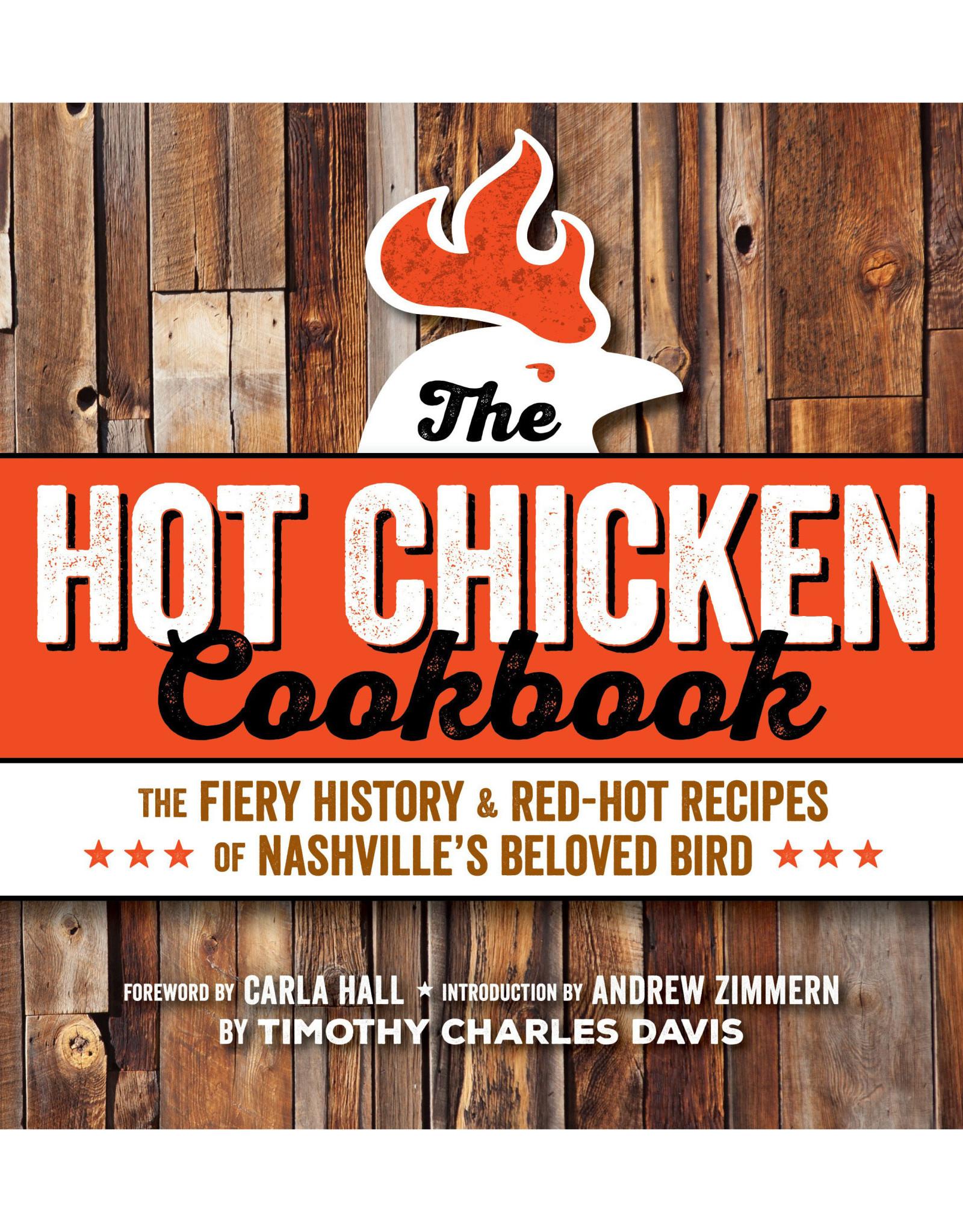 The Hot Chicken Cookbook