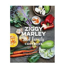 Akashic Books Ziggy Marley & Family Cookbook