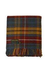 Welsh Wool Throw - Antique Buchanan