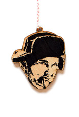 Uncle Eddie (Christmas Vacation) Wooden Ornament