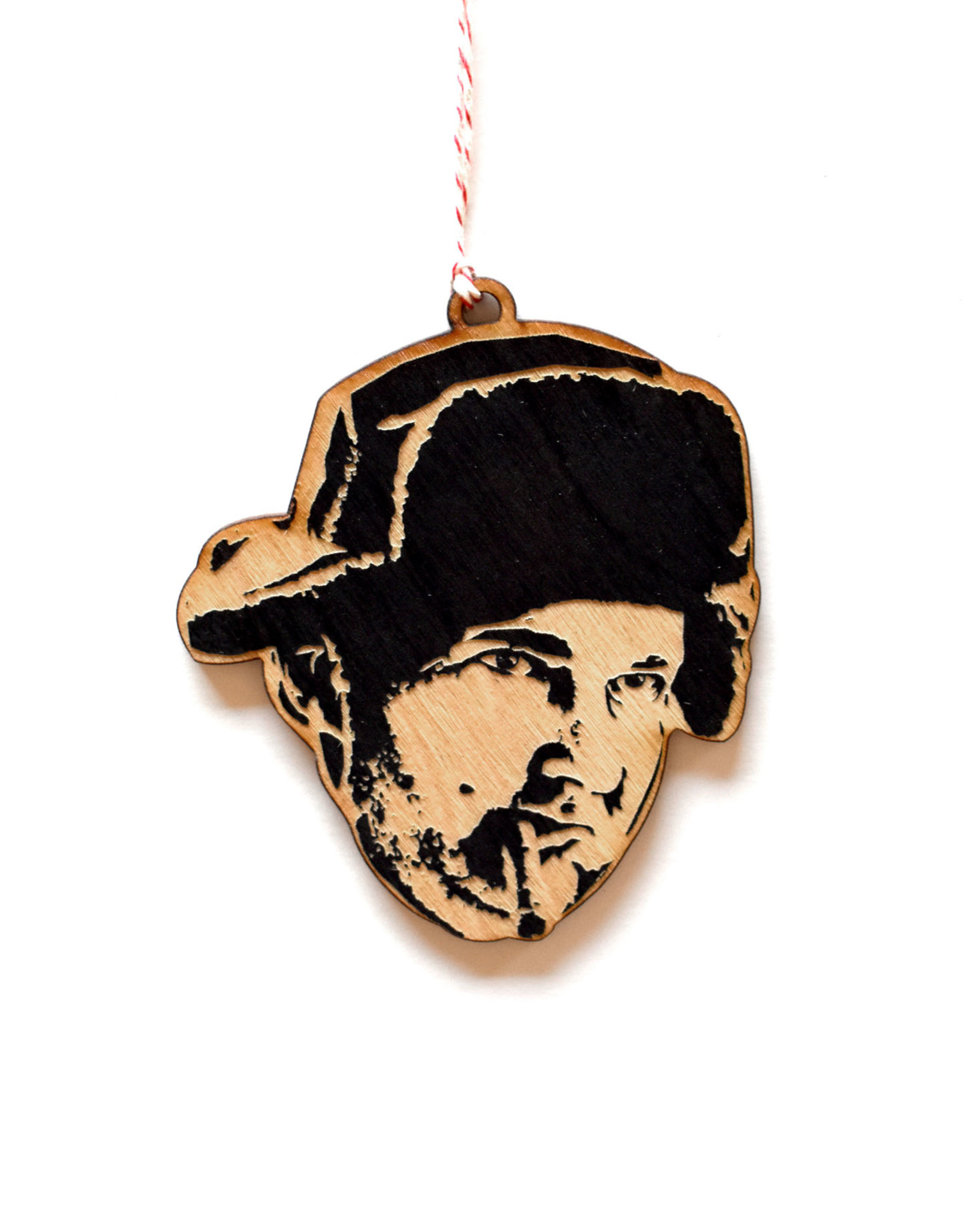 Uncle Eddy (Christmas Vacation) Wooden Ornament