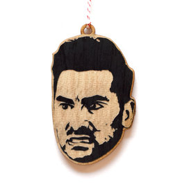 David Schitt's Creek Wooden Ornament