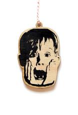 McCaully Culkin Home Alone Wooden Ornament