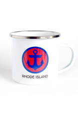 Rhode Island Camp Mug - Anchor