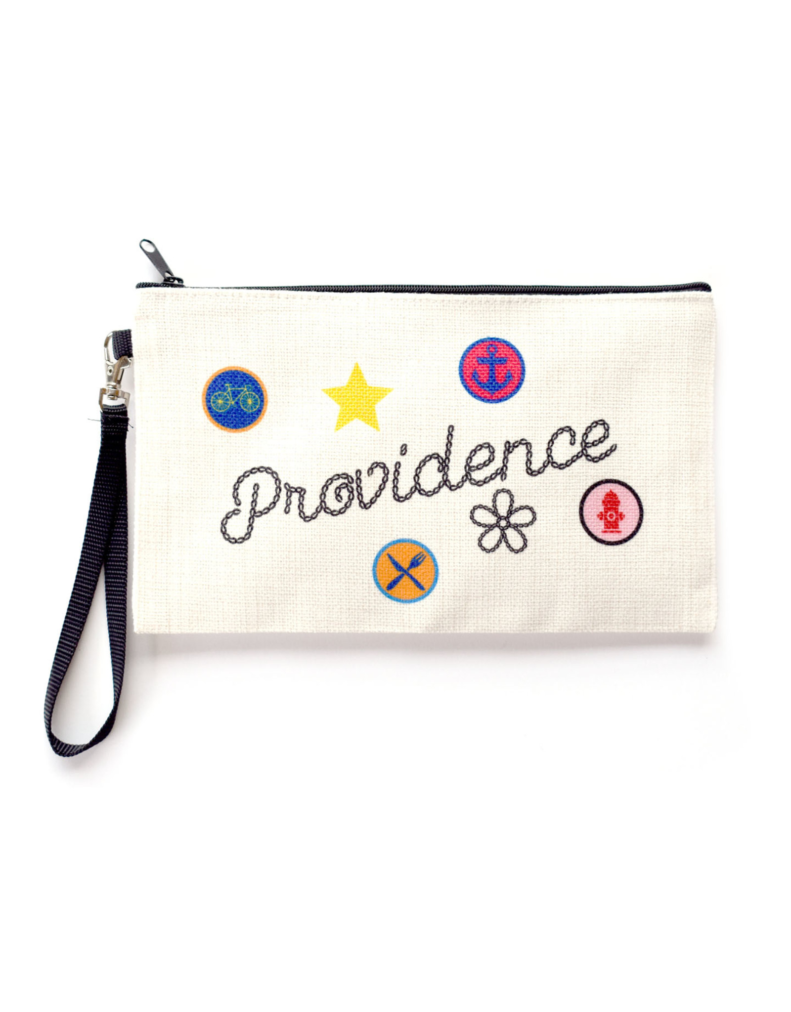 Providence Merit Badge Zipper Pouch