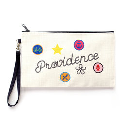 Providence Merit Badge Zipper Pouch