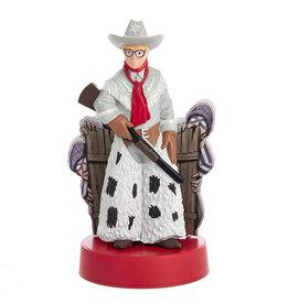 Cowboy Ralphie Tablepiece
