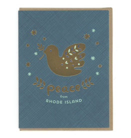Peace From Rhode Island Boxed Card Set