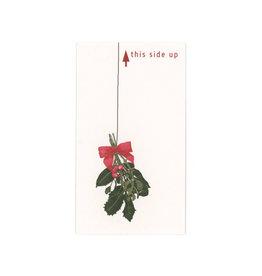Portable Mistletoe Mini Card