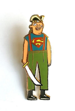 The Goonies Sloth Pin