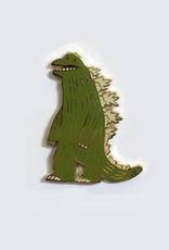 Thunder Lizard Pin