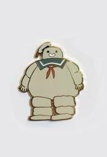 Ghostbusters Marshmallow Man Pin