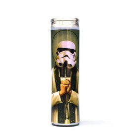 St. Storm Trooper (Star Wars) Prayer Candle