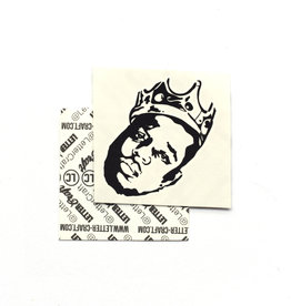 Biggie Temporary Tattoo