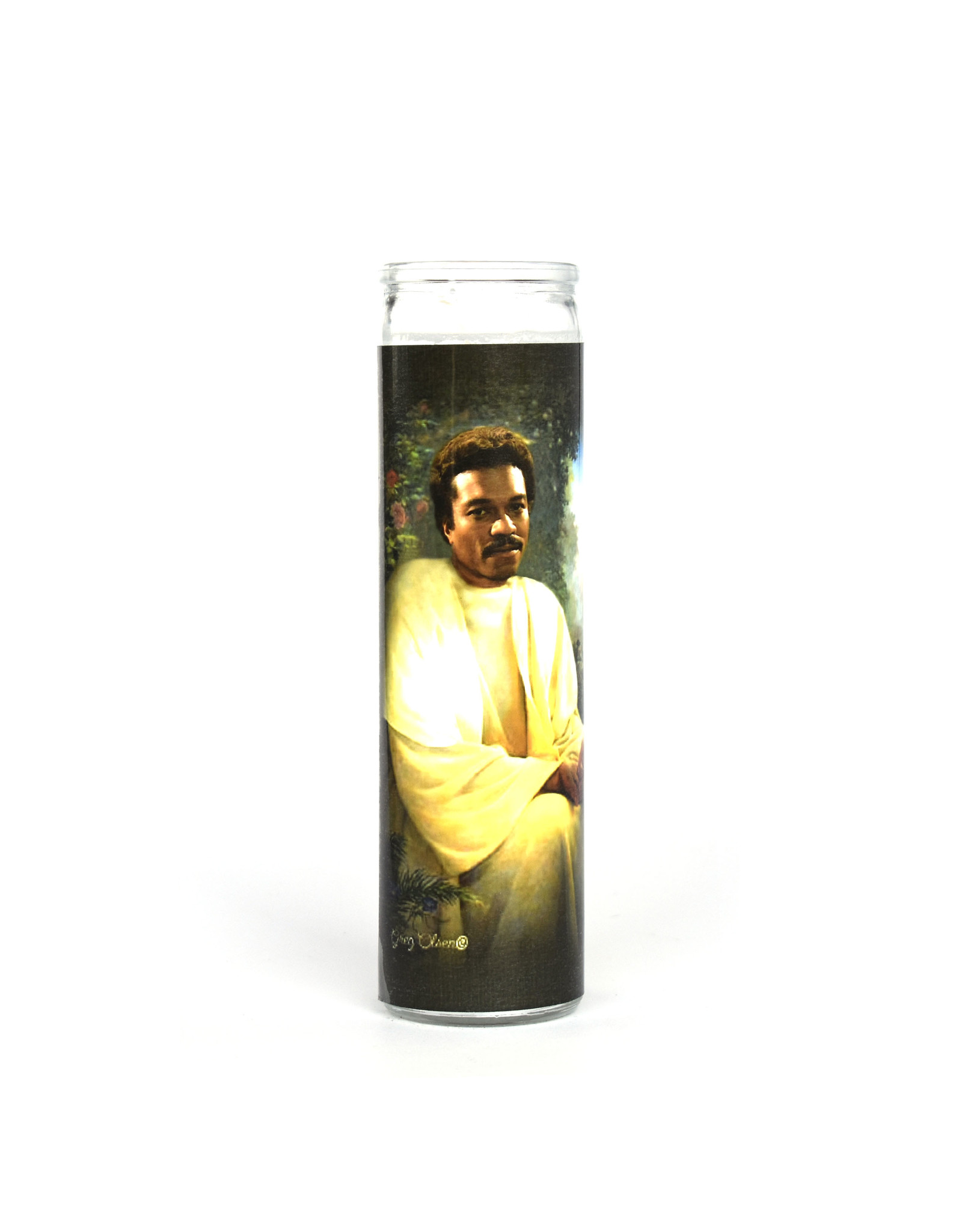 St. Lando Calrissian (Star Wars) Prayer Candle