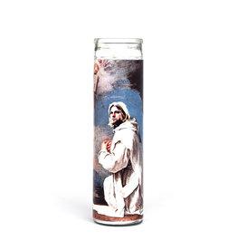 St. Kurt Cobain Prayer Candle
