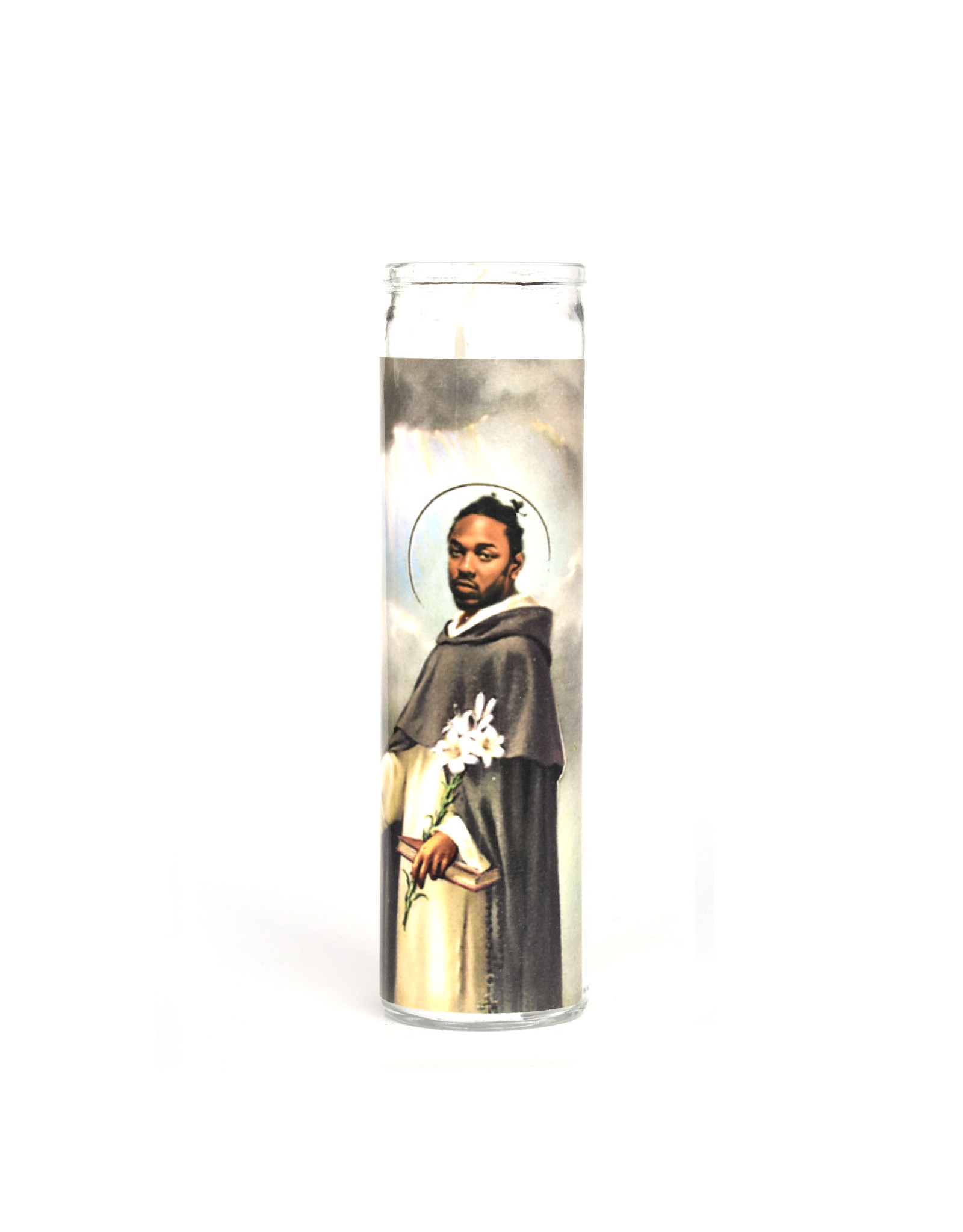 St. Kendrick Lamar Prayer Candle