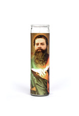 St. Zach Galifianakis Prayer Candle