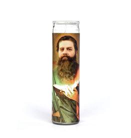 St. Zach Galifianakis Prayer Candle