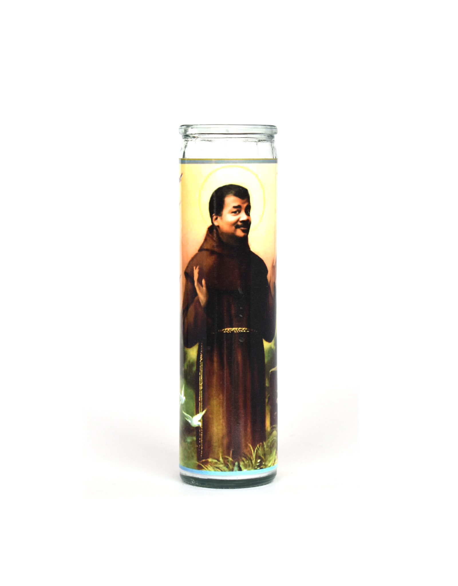 St. Neil Degrasse Tyson Prayer Candle