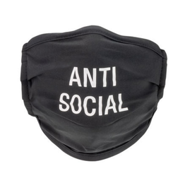 Anti-Social Face Mask