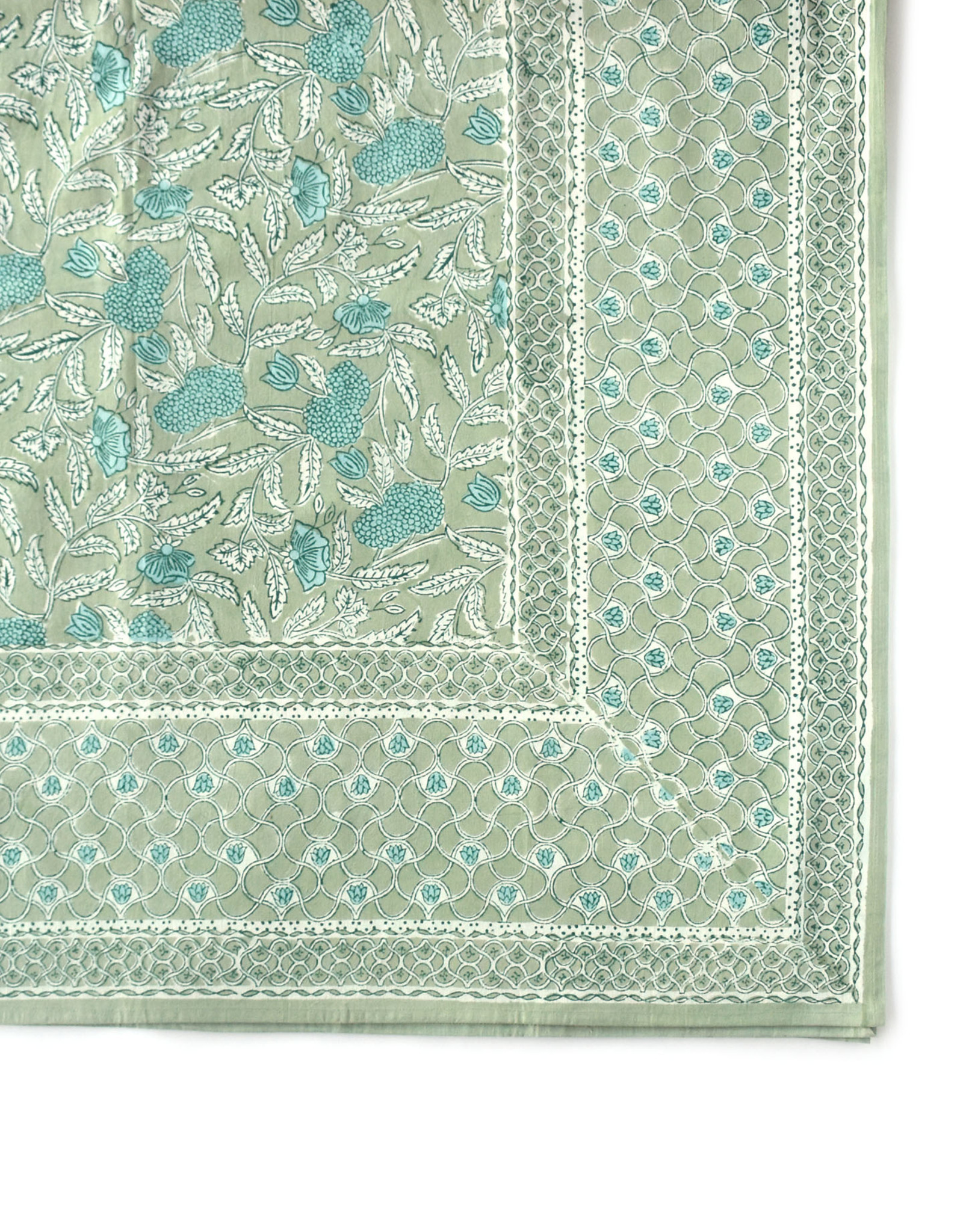 Jallore Sage Tablecloth (60x60)