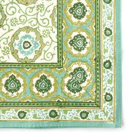 Jewel Green Tablecloth (60x60)