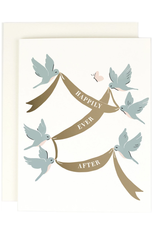 Happily Every After Greeting Card