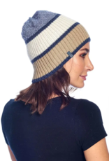 Beanie - Colorblock - Gold