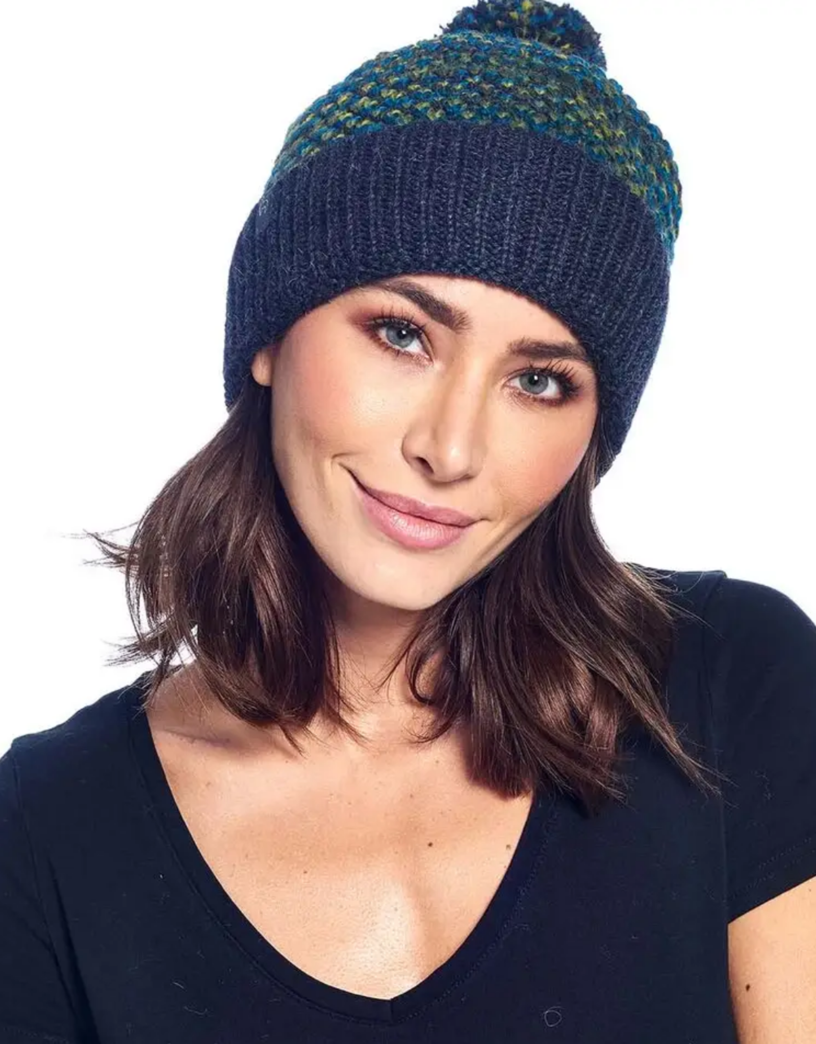 Beanie - Speckle -  Forest