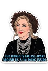 Moira Schitt's Creek Sticker