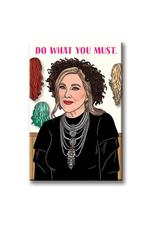 Moira Rose Schitt's Creek Magnet