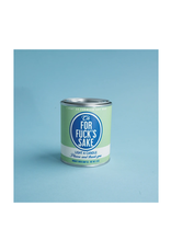 For Fucks Sake Paint Can Candle