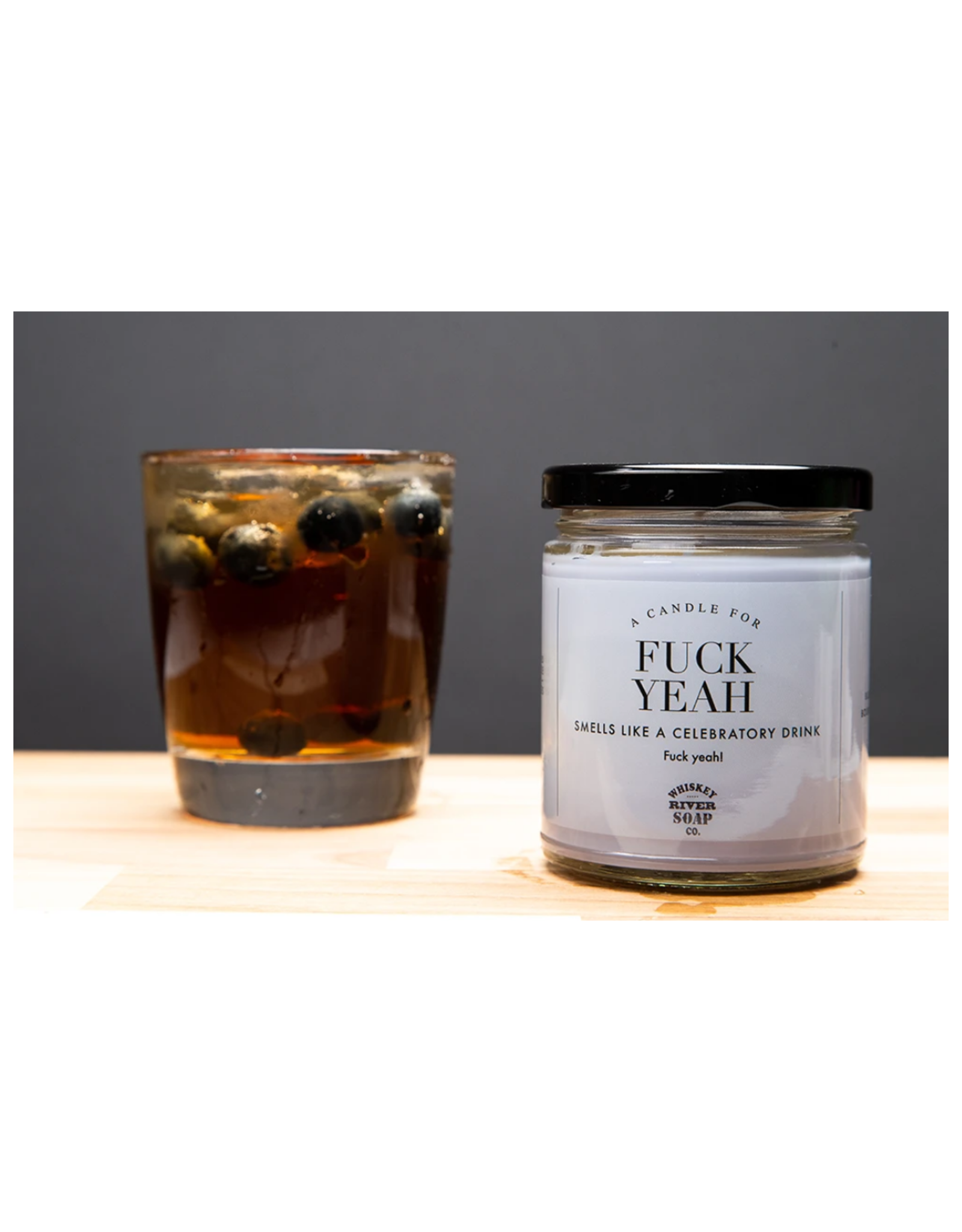 A Candle For Fuck Yeah