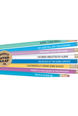 Excuses for Introverts Pencil Pack